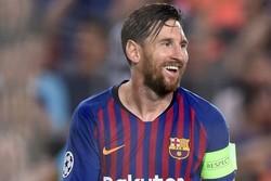 Messi yeniden zirveye yükseldi