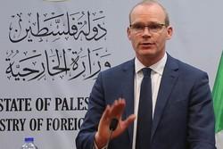 ایرلند ممکن است دولت مستقل فلسطین را به رسمیت شناسد