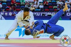 Iran's Mollaei snatches gold at 2018 World Judo C'ships