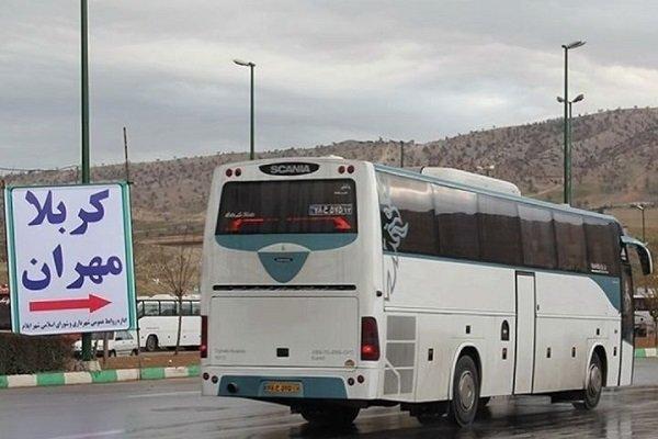 نرخ اتوبوس اربعین ۱۵۲ هزار تومان/۱۵ هزار اتوبوس آماده خدمت رسانی