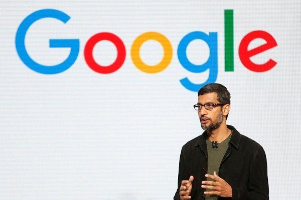 تلاش رئیس گوگل برای به دست آوردن دل ترامپ