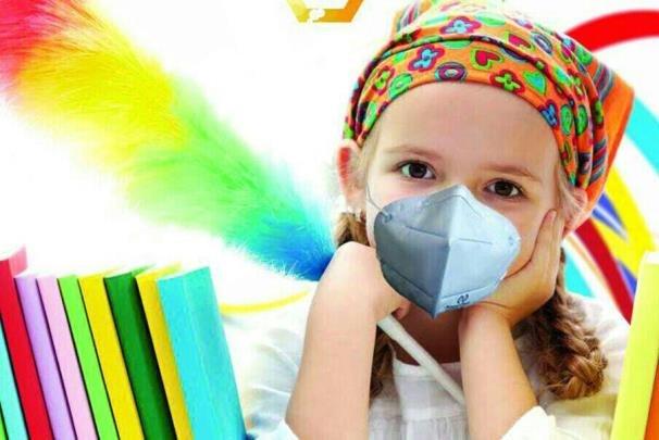 مقابله با آلایندههای هوا با ماسکهای سوپاپ دار نانویی