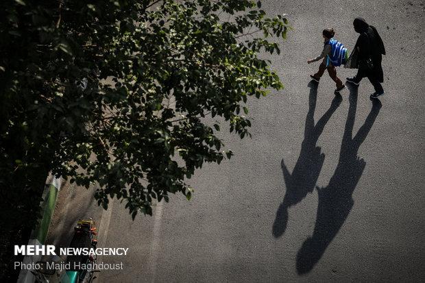 إنطلاق العام الدراسي الجديد في ايران
