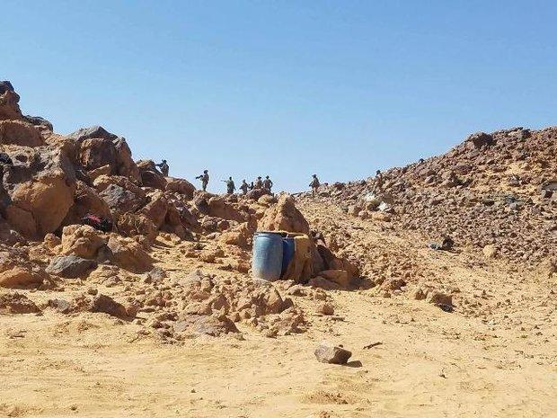 """القوات العراقية تسيطر على معسكر لـتنظيم""""داعش"""" غرب الأنبار"""