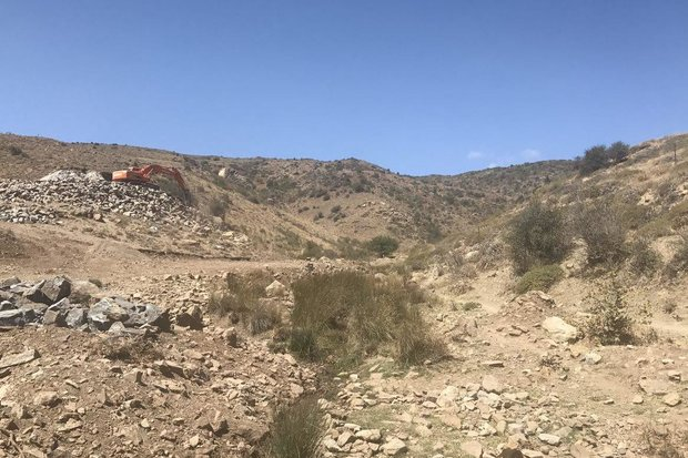 اجرای طرح آبخیزداری در منطقه ابر شاهرود/ضرورت ذخیره نزولات آسمانی