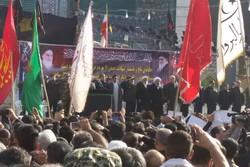 شهدای عملیات تروریستی اهواز تاوان محبت به اهل بیت را دادند