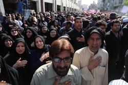 اتحاد خوزستان علیه ترور/طنین وحدت ملی به قلب ارتجاع مخابره شد