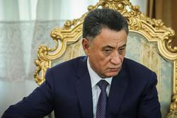 وزير داخلية اذربيجان يدين الهجوم الارهابي في الاهواز