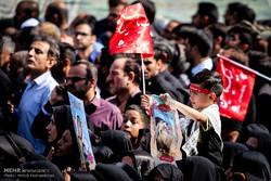 بدرقه شهید ۴ ساله عملیات تروریستی اهواز
