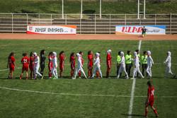 اردن مغلوب تیم فوتبال جوانان بانوان شد