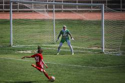 ادامه تمرینات تیم فوتبال دختران زیر ۱۹ سال ایران