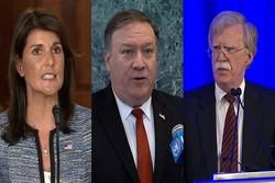 پمپئو: ترامپ لحن ویژه ای درباره ایران خواهد داشت/ بولتون: ایران مسئول سقوط هواپیمای روسیه است!