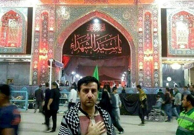 تشییع پیکر شهدای حمله تروریستی اهواز