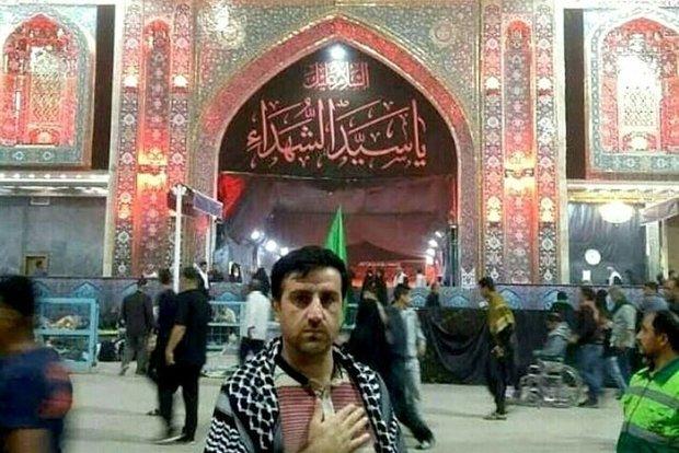 تشییع پیکر شهدای حمله تروریستی اهواز - کراپشده