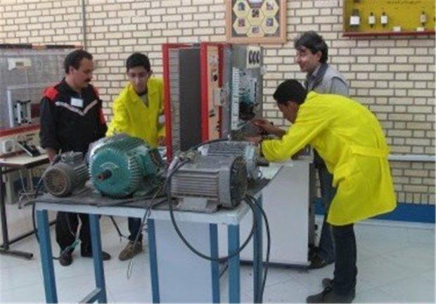 ۱۹ هزار نفر در مراکز فنیوحرفهای استان بوشهر مهارتآموزی شدند