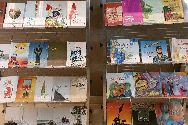 هر سال ۳۰ کتاب در حوزه دفاع مقدس در قزوین منتشر می شود