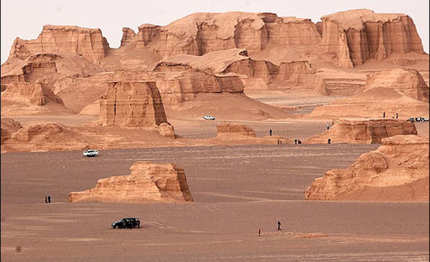 Hottest place on earth: Iran to hold ultramarathon to promote tourism