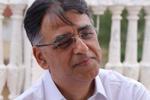پاکستان کے وزیر خزانہ کا مستعفیٰ ہونے کا اعلان