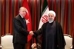 Ruhani ile Erdoğan bölgedeki son gelişmeleri görüştü