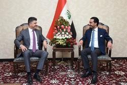دیدار «محمد الحلبوسی» با هیأتی از اتحادیه میهنی کردستان عراق