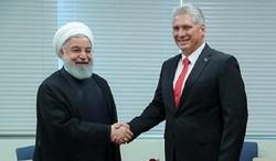 الرئيس الايراني: الجماعات الارهابية تتلقى الدعم من الدول المتبجحة بمحاربة الارهاب