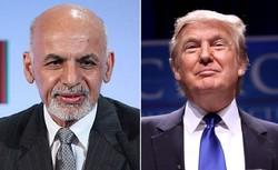 Ghani-Trump
