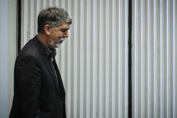 بازدید وزیر فرهنگ و ارشاد اسلامی از نمایشگاه کتاب