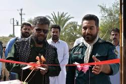 پایگاه مقاومت «شهید همت» روستای «سیملی» بخش زرآباد افتتاح شد