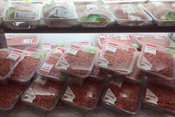 عرضه گوشت و مرغ تنظیم بازار در شعب افق کوروش