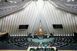 جنیوا میں بین الپارلیمانی یونین کے اجلاس میں ایرانی پارلیمنٹ کے وفد کی شرکت