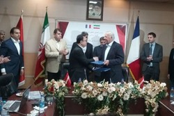 Iran, France sign MoU on transfer of tire production know-how