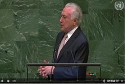 رئیس جمهوری برزیل: باید به عوام فریبی نه بگوئیم/به چندجانبهگرائی نیاز داریم