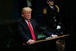 """ABD Başkanı Trump'tan BM'de """"İran"""" açıklaması"""