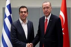 یونان کے وزیر اعظم کی ترک صدر سے ملاقات