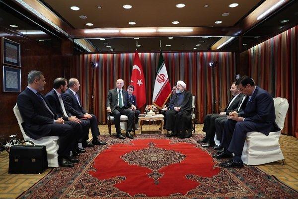 اردوغان: اليوم لا نواجه ظاهرة الارهاب بل حكومات ارهابية