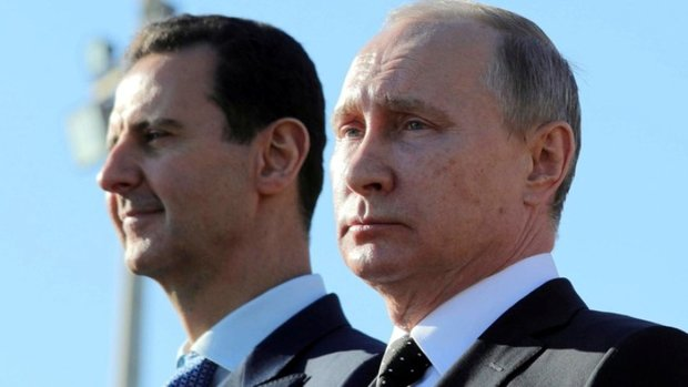 Assad,Putin discuss latest developments in Syria,Idleb Agreement