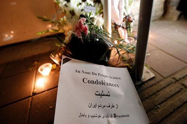 چه کشورهای با حادثه تروریستی اهواز همدردی کردند؟ شمعهای فرانسوی که برای ما روشن نشد!