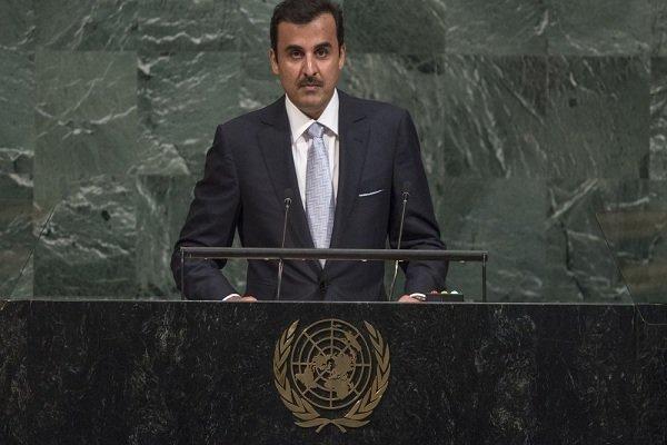 اعتراف اسرائيلي بالتجسس على أمير قطر لصالح الامارات