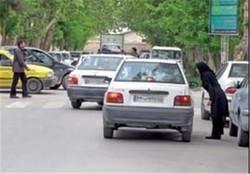 توقیف ۳ هزار خودرو مسافربر شخصی در کرمانشاه