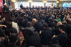 گزارش مراسم عزاداری ایام محرم در مرکز اسلامی هامبورگ
