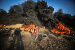 Gazze halkı geniş çaplı gösteriye hazırlanıyor