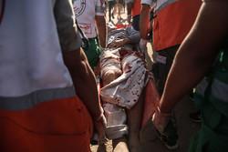 اسرائیلی فوج کی فائرنگ سے غزہ میں 2 فلسطینی شہید