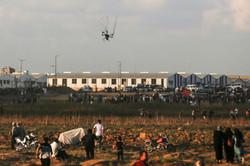 52 إصابة بينهم 2 خطيرة خلال قمع الاحتلال مسيرات العودة
