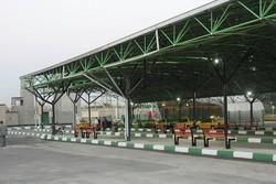افتتاح پایانه تاکسیرانی شهید کلاهدوز به مساحت ۲هزار متر، به زودی