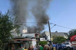 انفجار منزل مسکونی در بندرترکمن یک مصدوم بر جای گذاشت