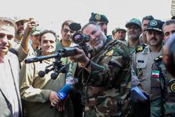 İran ordusunun yeni silahları tanıtıldı