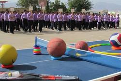 بهرهبرداری از۱۱ کلاس ویژه تربیت بدنی در شهرستانهای استان تهران