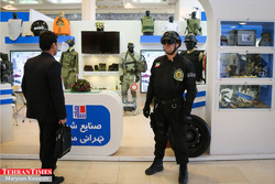 Tehran to play host to international police exhibition