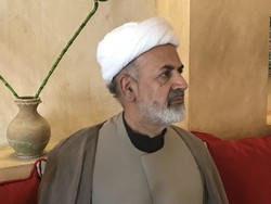 Nouri Shahroudi, the Iranian ambassador to Oman, in an undated photo