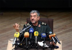 IRGC chief censures Trump for 'cheap remarks'